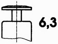Senzor temperatura lichid racire HELLA 6PT 009 107-161