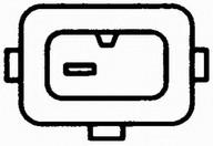 Senzor temperatura lichid racire HELLA 6PT 009 107-211