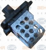 Rezistor, ventilator habitaclu HELLA 9ML 351 321-581