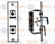 Rezistor, ventilator habitaclu HELLA 9ML 351 332-001