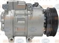 Compresor, climatizare HELLA 8FK 351 340-111