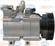 Compresor, climatizare HELLA 8FK 351 340-411