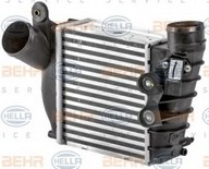 Intercooler, compresor HELLA 8ML 376 700-704