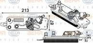 Radiator racire ulei, cutie de viteze automata HELLA 8MO 376 749-001