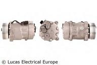 Compresor, climatizare LUCAS ELECTRICAL ACP107
