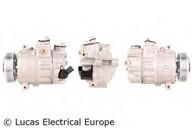 Compresor, climatizare VW Crafter 30-35 (2E_) 2.5 TDI (80KW / 109CP)LUCAS ELECTRICAL ACP222