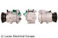 Compresor, climatizare LUCAS ELECTRICAL ACP851