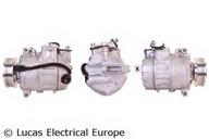 Compresor, climatizare LUCAS ELECTRICAL ACP981