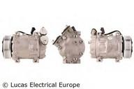 Compresor, climatizare LUCAS ELECTRICAL ACP326