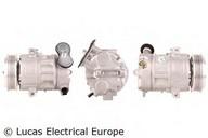 Compresor, climatizare LUCAS ELECTRICAL ACP476