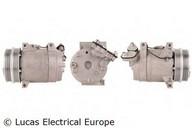 Compresor, climatizare LUCAS ELECTRICAL ACP785