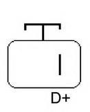 Generator/alternator LUCAS ELECTRICAL LRA02320