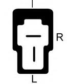Generator/alternator LUCAS ELECTRICAL LRA00399