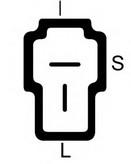 Generator/alternator LUCAS ELECTRICAL LRA00348