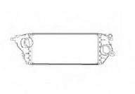 Intercooler, compresor NRF 30869