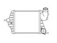 Intercooler, compresor NRF 30872