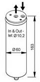 Uscator, aer conditinat NRF 33023