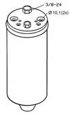 Uscator, aer conditinat NRF 33121
