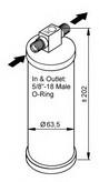 Uscator, aer conditinat NRF 33316