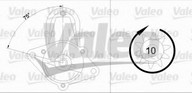 Starter VALEO 458228