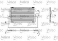 Condensator, climatizare VALEO 817244