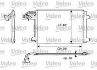Condensator, climatizare VALEO 817777
