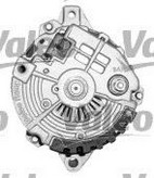 Generator/alternator VALEO 437704