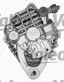 Generator/alternator VALEO 437648