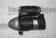 Starter VALEO 458219