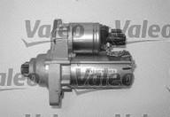 Starter VALEO 458214