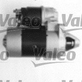 Starter VALEO 455553