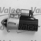 Starter VALEO 455686