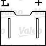 Generator/alternator VALEO 433448