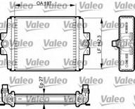Radiator, racire motor VALEO 735467