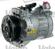 Compresor, climatizare VALEO 813140