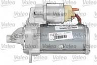 Starter VALEO 458291
