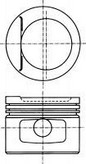 Piston NUERAL 87-306900-00