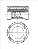 Piston NUERAL 87-141300-20