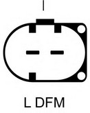 Generator/alternator ELSTOCK 28-5508