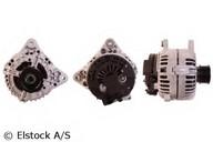 Generator/alternator DACIA Sandero  1.6 MPI 85 (62KW / 84CP)ELSTOCK 28-6626