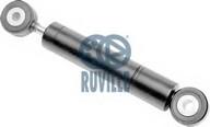 Amortizor vibratii, curea transmisie cu caneluri RUVILLE 55136