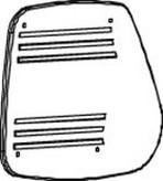 Protectie termica DINEX 49892