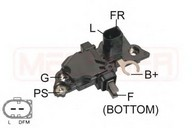 Regulator, alternator ERA 215231