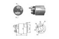 Solenoid, electromotor ERA 227173