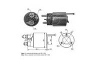 Solenoid, electromotor ERA 227390