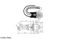 Solenoid, electromotor ERA 227443