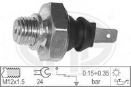 Senzor presiune ulei ERA 330012