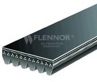 Curea transmisie cu caneluri FLENNOR 6PK0750