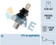 Senzor presiune ulei FAE 11610