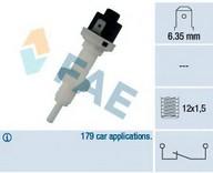 Comutator lumini frana FAE 24010